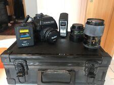 ROLLEIFLEX 3003 35 mm fotocamera in condizioni quasi non usata con 3 Lenti Rollei