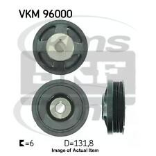 New Genuine SKF Crankshaft Belt Pulley VKM 96000 Top Quality