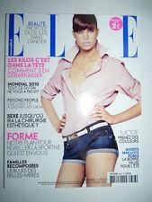 Magazine mode fashion ELLE French #3363 juin 2010