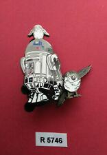 STAR WARS PINS - DISNEY - R2 D2 ET PORGS - ORIGINAL PIN'S - R 5746