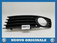 Grill Front Bumper Left Grille Audi A4 2001 2004