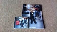 Avril Lavigne: Let Go: Piano/Vocal/Guitar Songbook AND CD