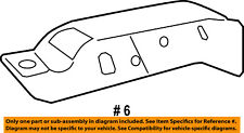 FORD OEM Door Side Rear View-Mirror Cover Cap Trim Right 6E5Z17D742AA