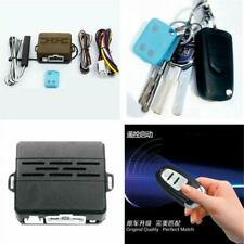 Auto Car Alarm Security System Induction  One Button Remote Start Engine Control