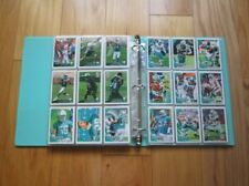 1995 to 2015 Topps Football Miami Dolphins Team Set