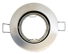 Encastré Alu TBT Orientable Aluminium 12V pour MR11 Diamètre 35