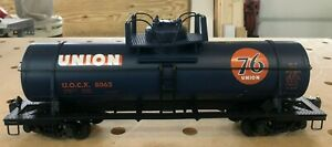 LGB-UNION 76 TANK CAR-NEW-NO BOX BUT NEVER USED