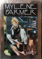 DVD - MYLENE FARMER   LIVE A BERCY LIVE 1997