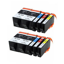 10 NON-OEM 920XL INK CARTRIDGE for HP OFFICEJET 6000 6500 6500A 7000 7500A HP920