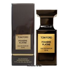 TOM FORD FOUGERE PLATINE for MEN * 1.6/1.7 oz (50 ml) EDP Spray * NEW & SEALED