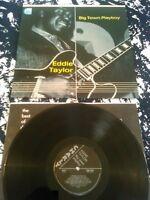 EDDIE TAYLOR - BIG TOWN PLAYBOY LP / UK CHARLY R&B CRB 1015