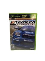 Forza Motorsport 1 (Microsoft Xbox Video Game ) Complete