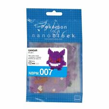 Nanoblock Pokemon Gengar Building Kit 150 pcs NBPM-007