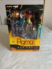 Metroid Figma Max Factory Other M Samus Aran Figure #133 NEW SEALED AUTHENTIC