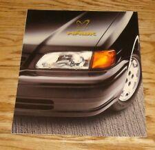 1997 Toyota Tercel Hawk Sales Brochure Folder 97 Blackhawk Redhawk Whitehawk