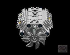 LEGO Technic - V6 Engine Kit w/Fan - LBG - New - (Motor, Piston, Crank Shaft)