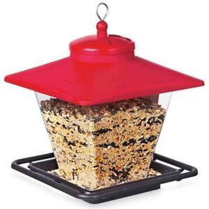Woodlink NA6228 Hopper Cafe Bird Feeder