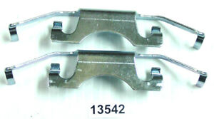 Disc Brake Hardware Kit Rear Better Brake 13542K