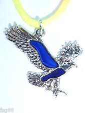 NEW Eagle Color Change Heat Thermo Mood Pendant  Necklace