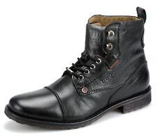 Bugatti Catano Herren Stiefel Boots Winterstiefel 311 38632 1200 Dunkelbraun