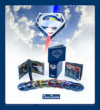 Superman Boxset - 8 x CD Complete - Limited 3000 - John Williams / Ken Thorne