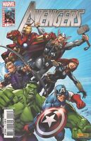 The AVENGERS N° 3 Marvel France 3ème Série Panini comics