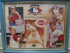 "Heroes Baseball ""Cincinnati Reds vs World Series"" ~ **Gift Idea"