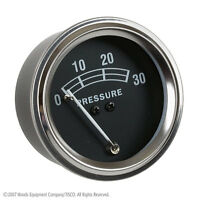 Replacement Oil Pressure Gauge for IH Farmall A AV AV-1 B BN C Cub Cub Loboy