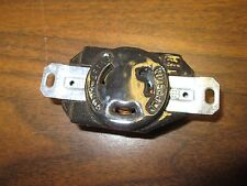 Hubbell Receptacle 3330 30A 125/250V 3W Lot Of 2 New Surplus