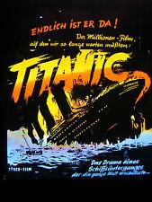 Kinodia Werbedia Reklame Filmdia  Titanic