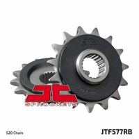 JT Rubber Cushioned Front Sprocket 15 Teeth fits Yamaha XT600 Z Tenere 1993