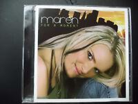 MAREN  -   FOR A  MOMENT  ,   CD  von 2005,   POP, BALLAD , NORWAY, NORGE