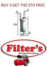 FUEL FILTER FOR VOLKSWAGEN AMAROK 2H CFPA 4CYL 2.0L 2012-