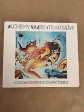 Alchemy - Dire Straits Live, 2 cd, Rare. LTD