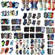 Toddler Boy Infan Children Mixed design Assorted Color Ankle Socks Wholesale Lot