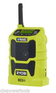 Ryobi R18R-0 One+ 18V Bluetooth Radio