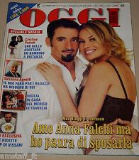 OGGI=1999/52=ANNA FALCHI MAX BIAGGI=GIANNI SUSANNA AGNELLI=PANDOLFI=MASTROTA=