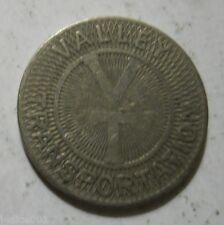 Valley Transportation (Lemoyne, Pennsylvania) transit token - PA565B