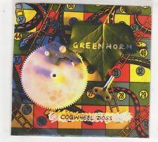 (GP917) Greenhorn, Cogwheel Dogs - 2009 DJ CD