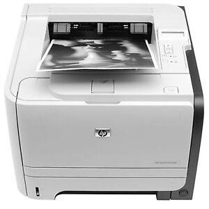 HP LaserJet P2055dn LASER PRINTER BUNDLE GOOD SCHOOL SURPLUS 29110 PAGE COUNT