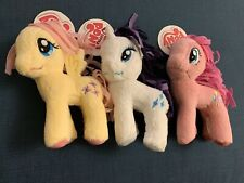 My Little Pony Plush X 3 Toys BNWT