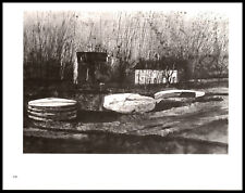 Millstones—Andrew Wyeth—Painting Book Print 11x8.5""