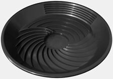 TURBOPAN BLACK gold pan by original inventor prospecting mining sluice in a pan