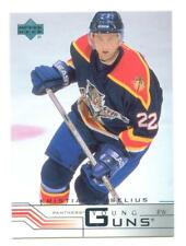 2001-02 Upper Deck  #426  Kristian HUSELIUS  RC Young Guns  Florida Panthers