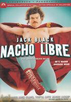NACHO LIBRE (SPECIAL COLLECTOR'S EDITION) (WIDESCREEN) (BILINGUAL) (DVD)