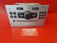 OPEL CORSA D AUTORADIO POSTE CD REF 13254191 LIVRÉ AVEC SON CODE
