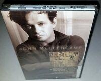 John Mellencamp (OOP Factory Sealed 2007 DVD) MTV & VH1 Live