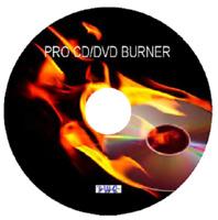 PRO CD DVD BURNER - COPYING - AUDIO & VIDEO