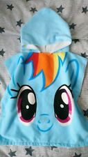 BNWOT Pony Girls hooded beach holiday hooded poncho
