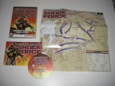 COMBAT MISSION SHOCK FORCE Pc Cd Rom - FAST DISPATCH